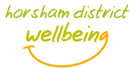 Horsham Wellbeing Logo